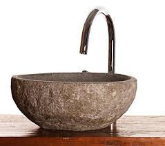river rock bathroom ideas river rock granite mini bathroom sink stone wash basin 79 99 this