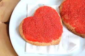 homemade panera bread valentine cookies food fanatic
