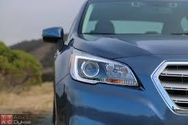 subaru dual exhaust 2015 subaru legacy 2 5i premium review with video