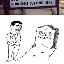 Rip English Meme - rmx rip english by derpinaherpinson meme center