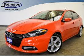 dodge dart orange orange dodge dart in colorado for sale used cars on buysellsearch