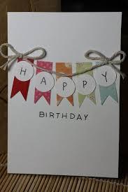 cute greeting cards bright handmade birthday card u2026 pinteres u2026