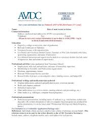 Sample Curriculum Vitae Format For Students 100 Curriculum Vitae Sample Veterinary Examples Of Dental