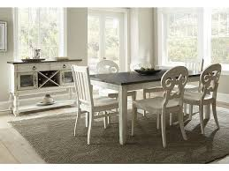 Silver Dining Table And Chairs Steve Silver Dining Room Lighthouse Zinc Top Dining Table