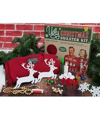 Ugly Christmas Sweater Decorations Ugly Christmas Sweater Craft Kit Zulily