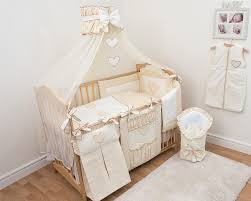 Nursery Bedding And Curtain Sets 16 pcs baby bedding set nappy bag cot tidy wrap curtains fits cot