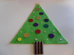 sensory sun oh christmas tree touch u0026 feel felt christmas craft