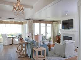 Best TV Rooms Images On Pinterest Tv Rooms Coastal Family - Beach home interior design ideas
