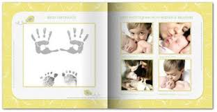 5x7 Photo Book Best Sites For Creating Baby U0027s First Year Photo Book Techlicious