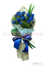 blue roses delivery bouquet of 1 dozen blue roses flower patch online flower