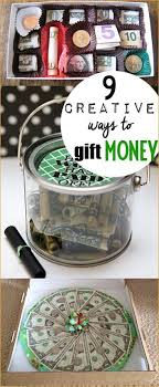 wedding money gift ideas creative ways to gift money gift money graduation gifts and