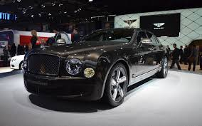 bentley mulsanne 2015 bentley mulsanne speed the supersonic couch the car guide