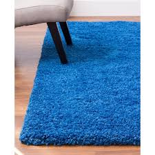 Area Rugs Blue Shag Rug Shag Rug Blue High Quality Carpet Polypropylene