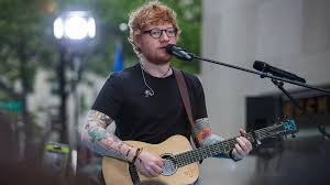 Ed Sheeran See Ed Sheeran Perform Galway Live On The Today Show