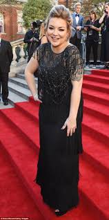 olivier awards 2017 sheridan smith wows in 20s dress daily mail