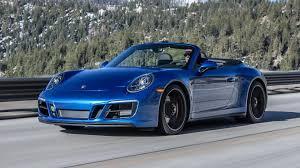porsche 911 convertible 2018 2018 porsche 911 carrera gts first drive better in all the right ways