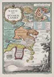 Map Of Europe 1938 by Travels In Book Land Alphons Woelfle U0027s Imaginary Map Of 1938