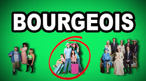 learn english words bourgeois meaning vocabulary lesson