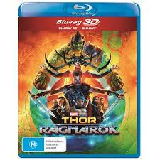 Thor Ragnarok Thor Ragnarok 3d Jb Hi Fi