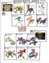 Pokemon Battle Meme - pokemon battle meme 1 by artdog22 on deviantart