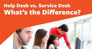 what is service desk help desk vs service desk what s the difference bmc blogs