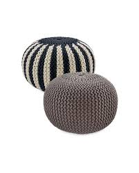 Aldi Outdoor Rug Knitted Pouffe Aldi Uk Living Room Ideas Pinterest Knitted