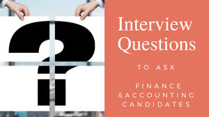 interview questions to ask accounting applicants robert half