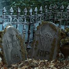 fake tombstones tombstone u0026 cemetary props crypt props