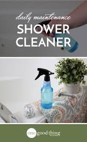 best 25 homemade shower cleaner ideas on pinterest shower