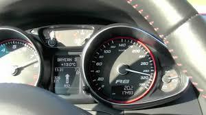 lexus v8 top speed audi r8 top speed