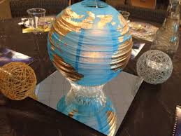 Centerpieces For Banquet Tables by Best 25 Travel Centerpieces Ideas On Pinterest Vintage Travel