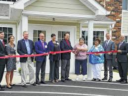 georgetown senior apartments marks re opening delaware gazette