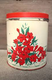 antique kitchen canister sets 120 best red canisters images on pinterest vintage canisters