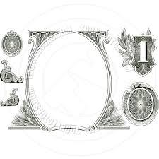 vector money ornaments by createfirst vectors eps 31617