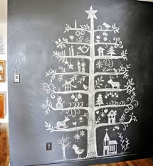 Ideas For Christmas Tree On Wall by 60 Cool Alternative Christmas Tree Ideas U2022 Cool Crafts