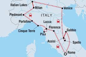 Cinque Terre Map Italien Touren U0026 Reisen Intrepid Travel Intrepid Germany