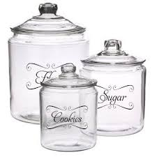229 best kitchen canisters vintage images on pinterest kitchen