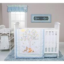 Honey Bear Crib Bedding by Trend Lab Forest Tales 6 Piece Crib Bedding Set U0026 Reviews Wayfair