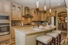 gourmet kitchen island westin homes houston home builder the floorplan