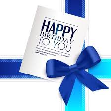 happy birthday wishes card free vector 14 807 free