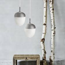 Ceiling Pendant Lights Nordlux Acorn Ceiling Pendant Light Brushed Steel