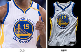 Golden State Warriors Clothing Sale The Nba Is Slowly Switching Their Uniforms From Adidas To Nike