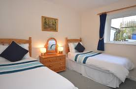 2 Wing Bedroom Butterwell South Wing Butterwell Farm Fishery Bodmin Cornwall