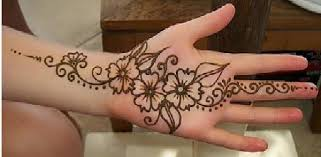 easy and simple henna designs for palms mehendi designs for