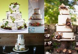 wedding cake rustic fall wedding cakes rustic wedding chic