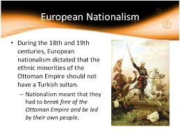 Ottoman Empire 19th Century Nationalism In The Ottoman Empire