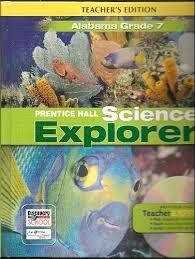 prentice hall science explorer grade 7 alabama teacher u0027s edition