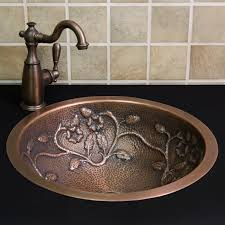 Hammered Copper Sink Reviews by 18