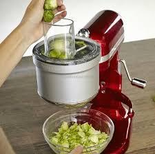 sur la table food processor new kitchenaid food processor attachment nowość przystawka z funkcją