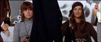 jane fonda klute haircut dreams are what le cinema is for klute 1971